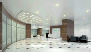 grand kamala lagoon lobby