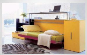 apartemen grand kamala lagoon bekasi desk